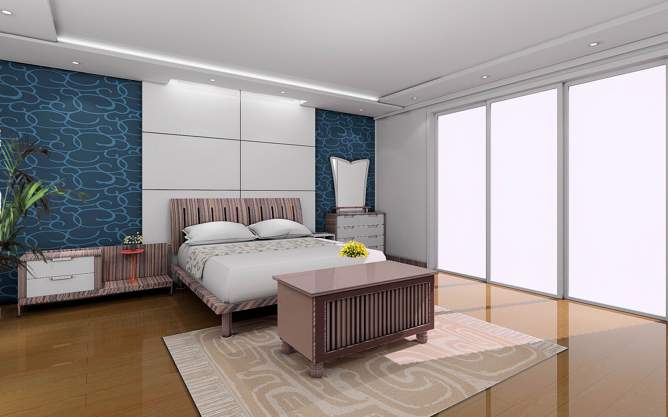 Bedroom Layout Images